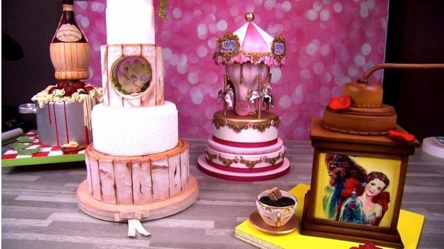 Cindy Sauvage - Cake Designer à Harchies
