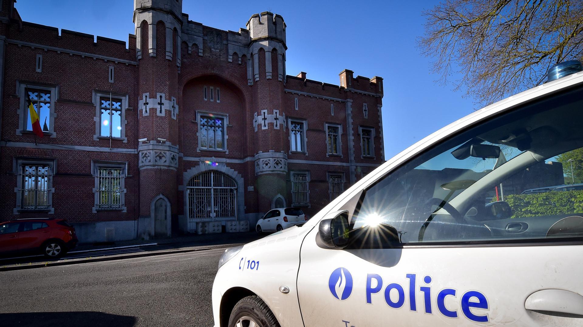 La grève n'est pas suivie à la prison de Tournai