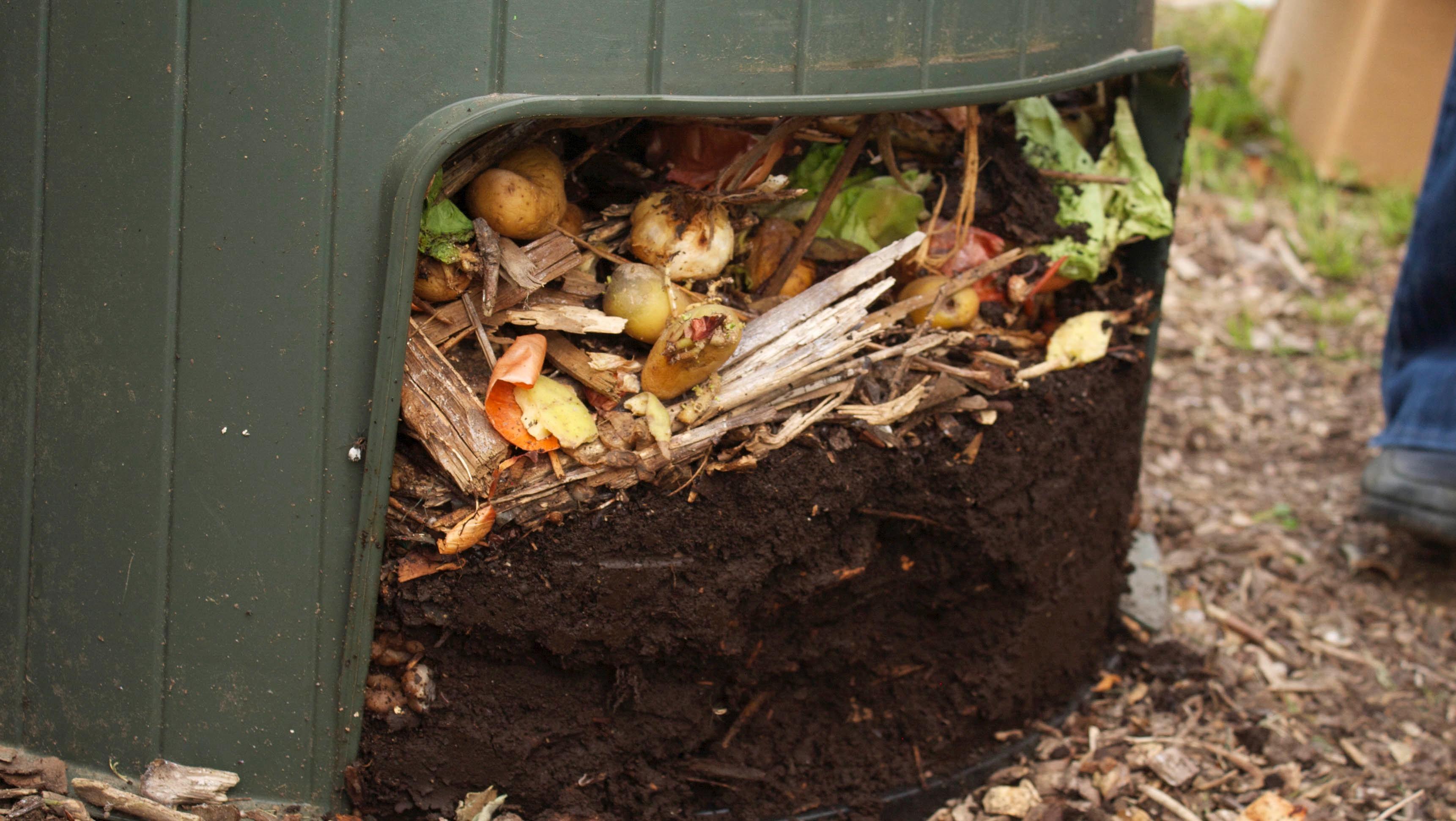 La Ville de Tournai octroie une prime pour le recyclage des déchets organiques