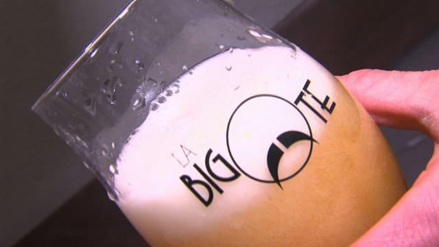 La Bigote Puerh Tea, le mélange inattendu de la bière et du thé