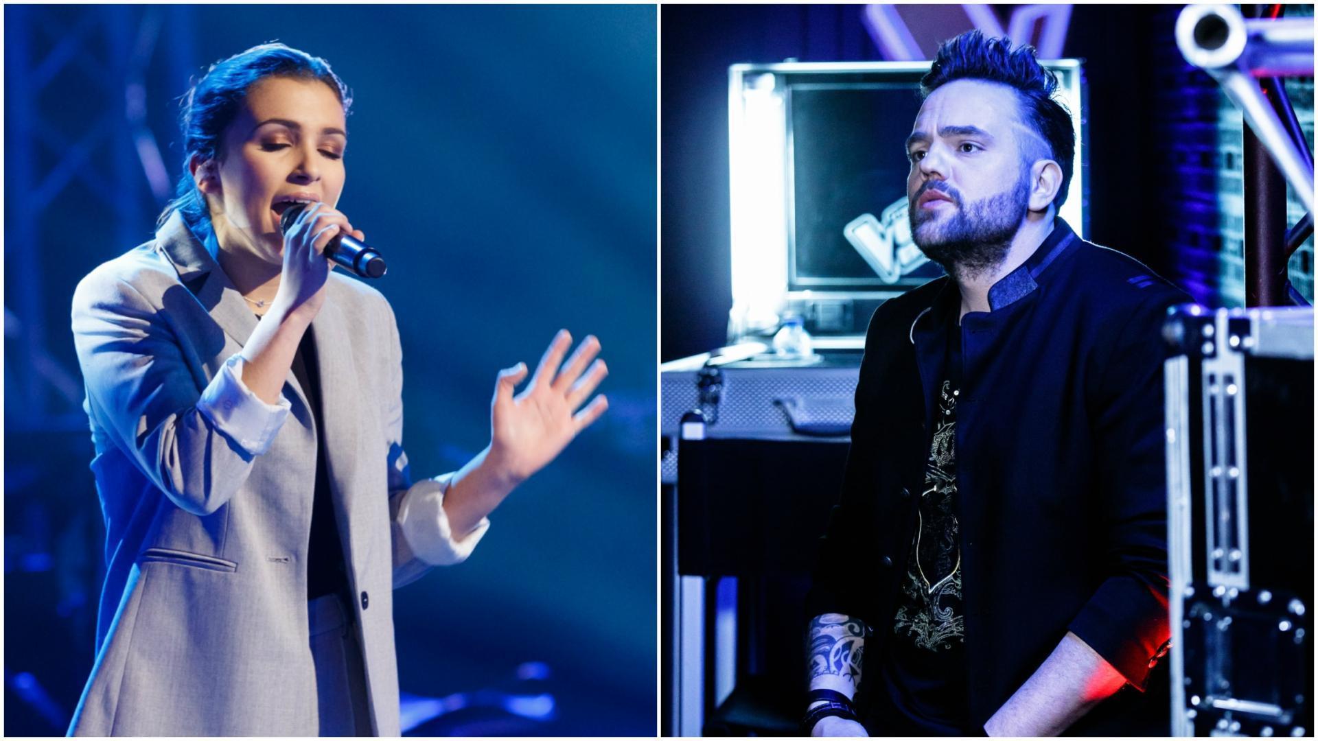 The Voice: ça passe pour Soraya Slimani et Jeff Danès