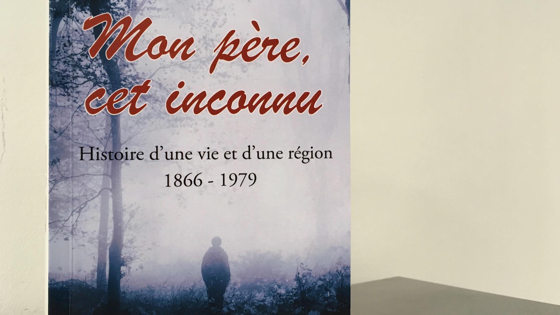 """""""Mon père, cet inconnu"""", l'ouvrage de l'auteur André Delbecq est sorti de presse"""