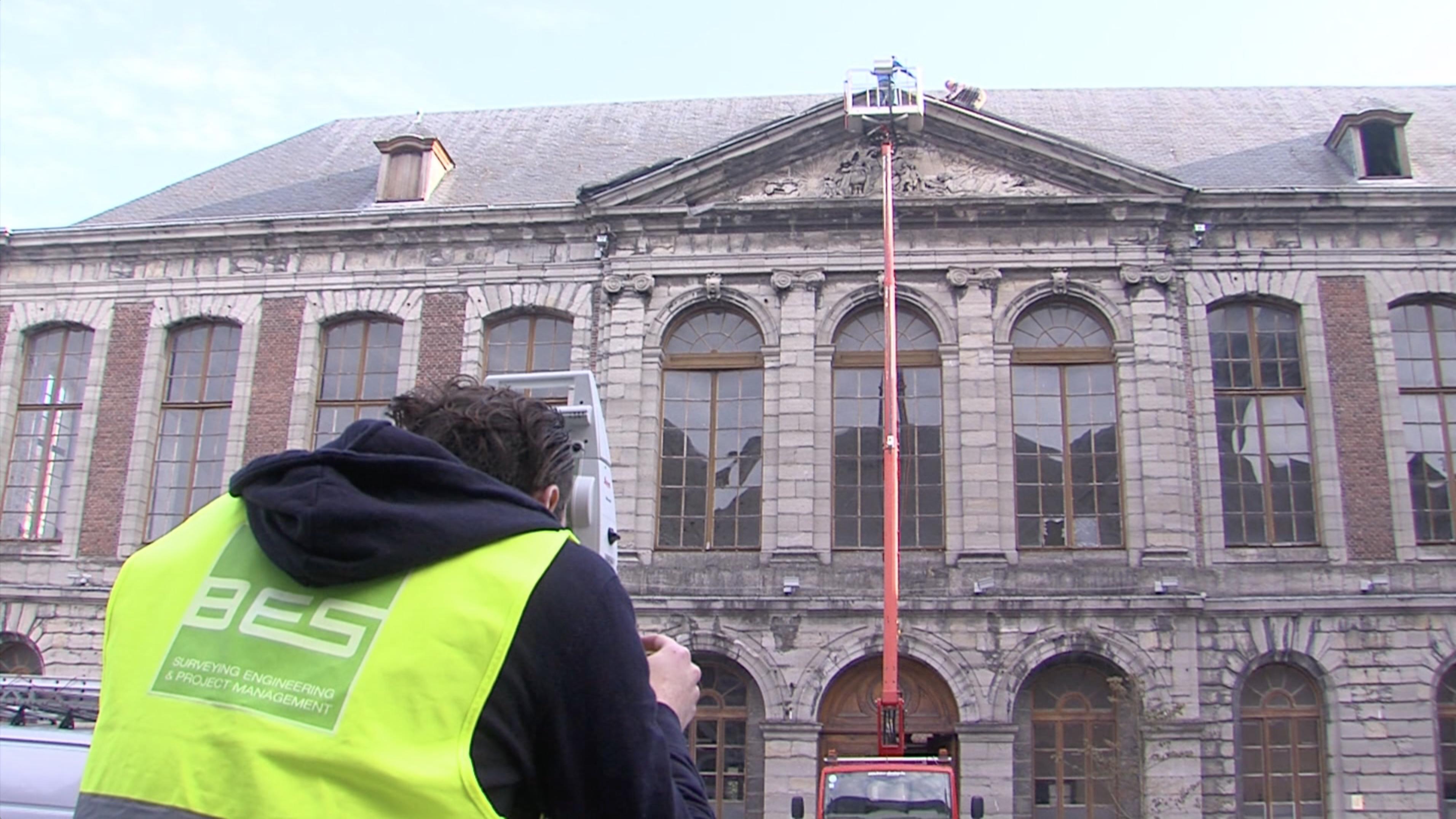 Le point sur tous les chantiers européens en cours et à venir à Tournai