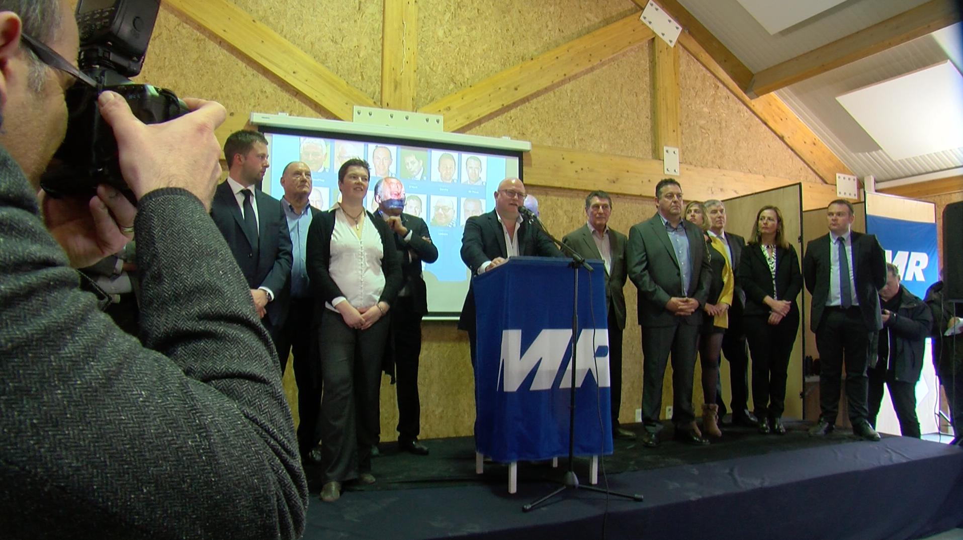 La liste du MR de Frasnes est complète: voici les 21 candidats