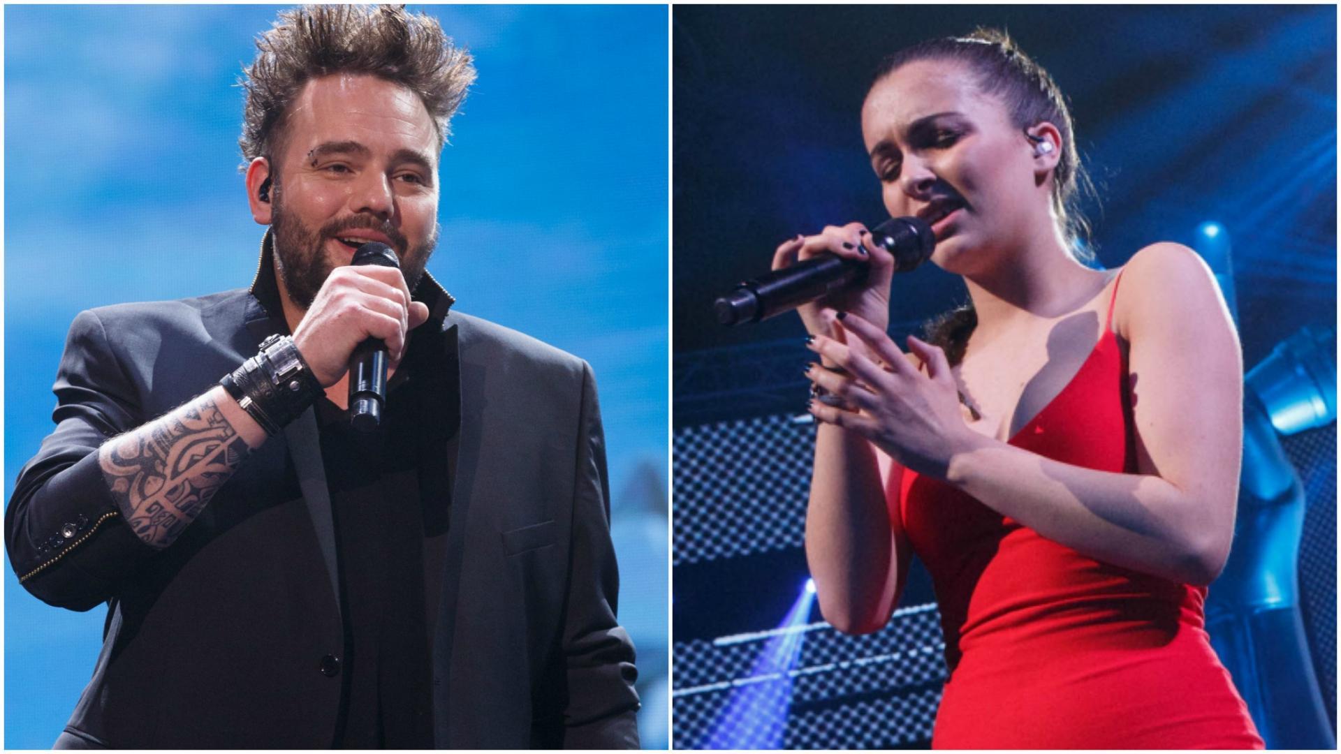 The Voice: Jeff Danès et Soraya Slimani en finale