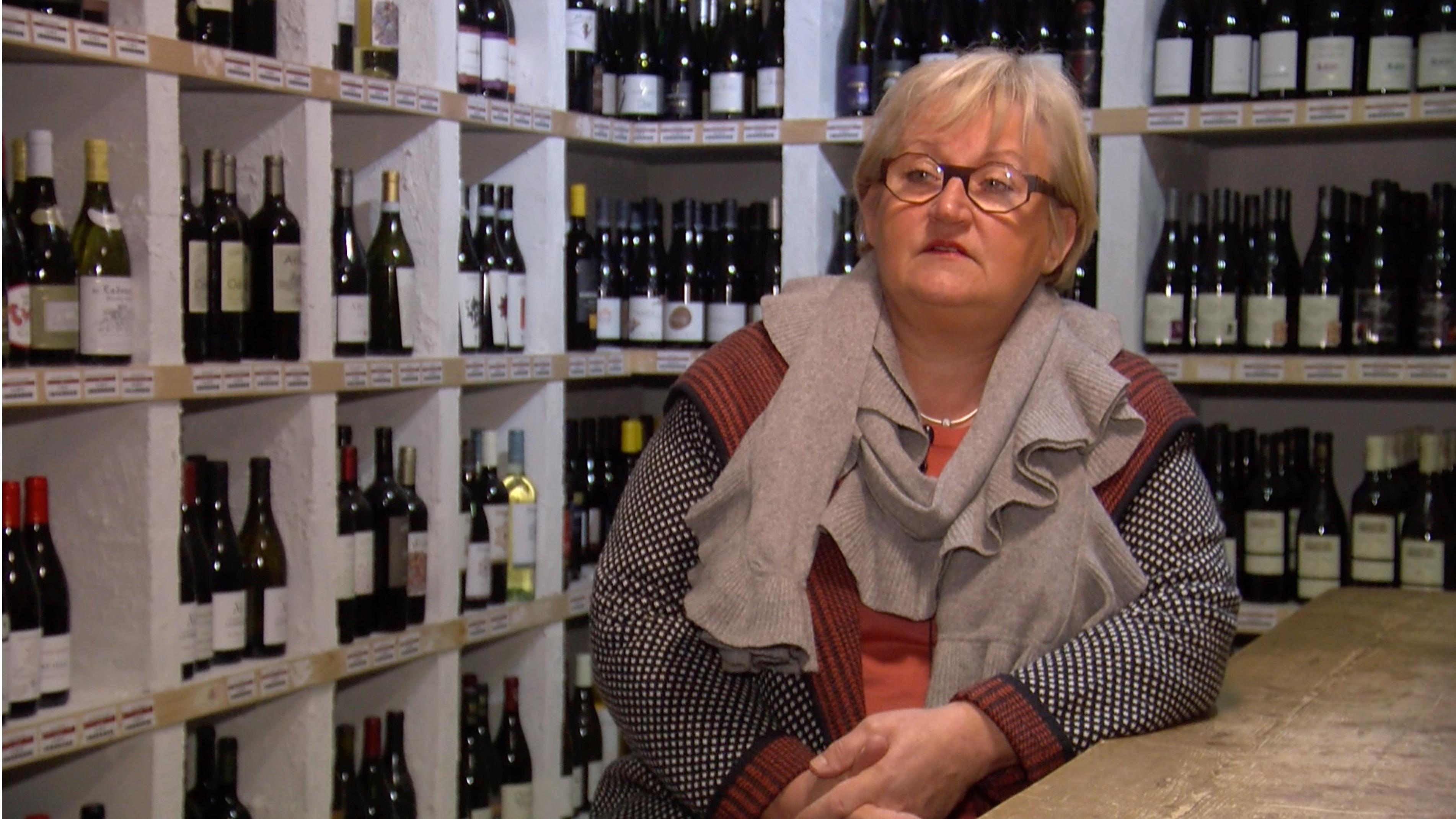 Une femme, des vins, des hommes, un partage : portrait de Pascale Guillier