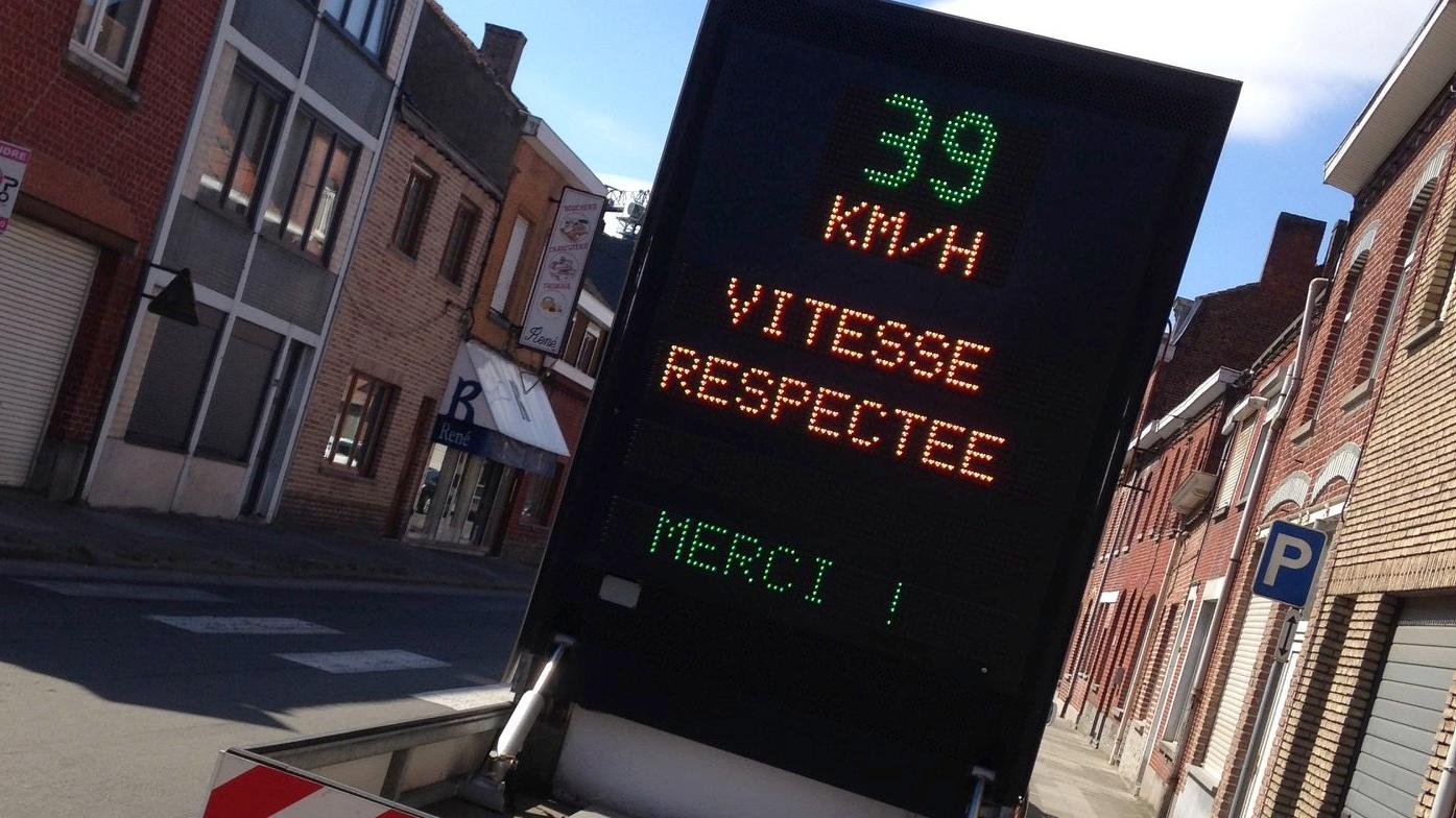 Speed Marathon à Mouscron: 157 automobilistes en infraction