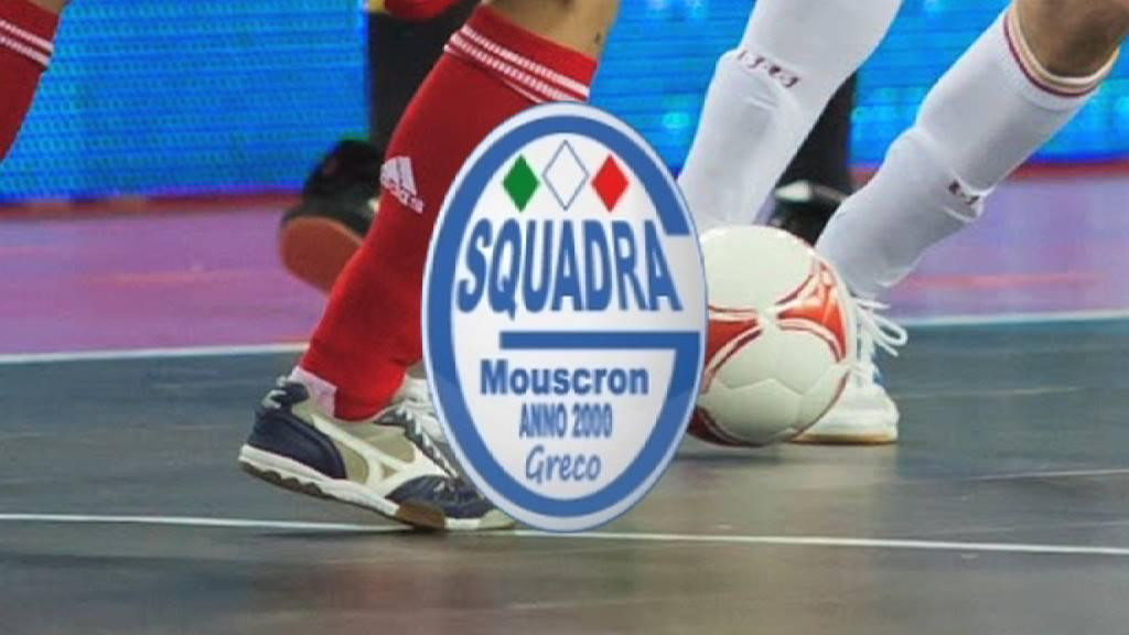 Pas de miracle pour la Squadra Mouscron en playoffs