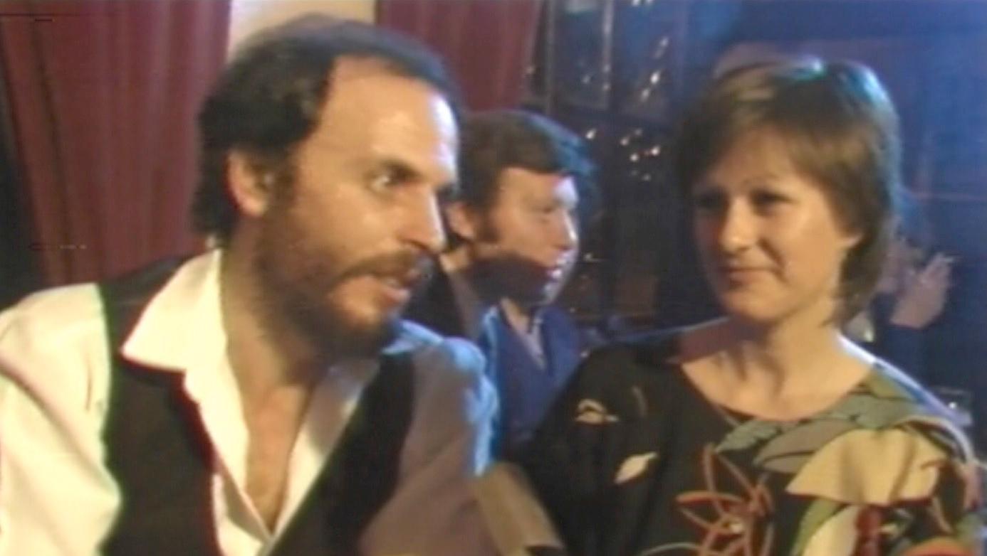 Quand Leone Fragione et Mandy Binns animaient le British Grenadier