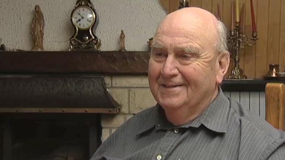 Gérard Bartier est décédé à l'âge de 86 ans