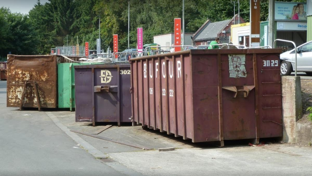 Plusieurs recyparcs en grève ce mercredi
