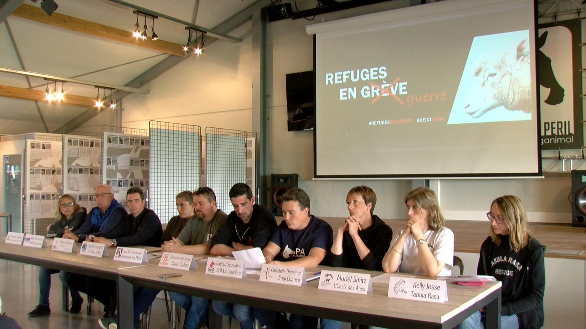 Rencontre avec Di Antonio : Les refuges satisfaits mais vigilants