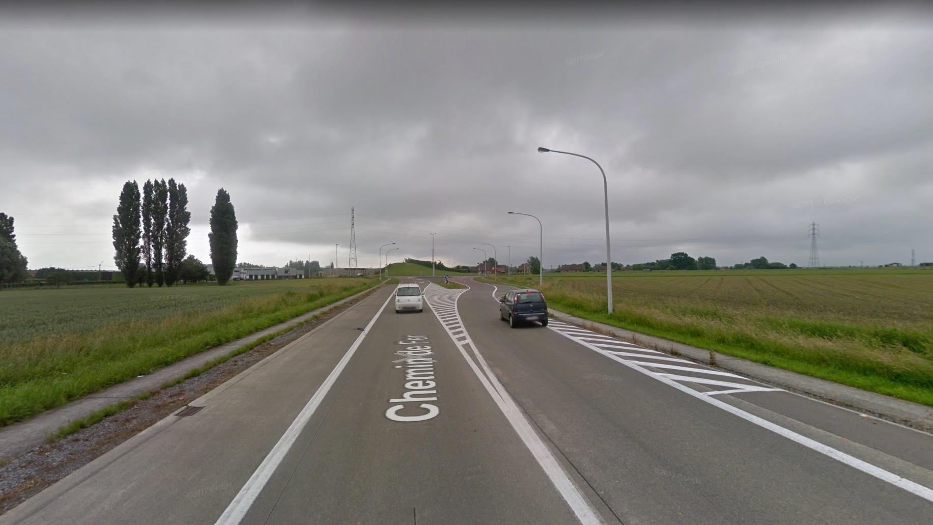 3 véhicules entrent en collision sur la RN511