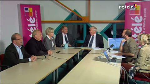 Mouscron: Le débat internet 2012