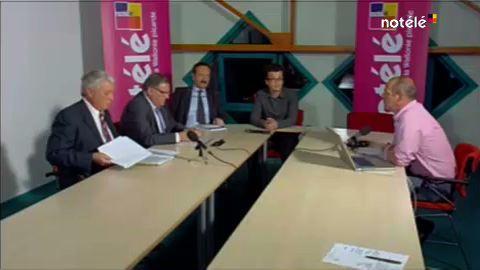 Le débat internet 2012