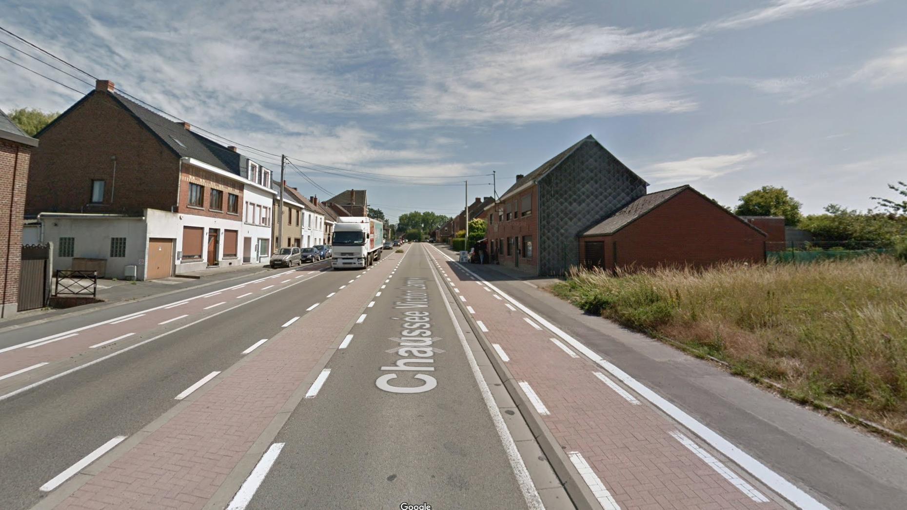 Chaussée Victor Lampe : La Ville de Lessines met le SPW en demeure