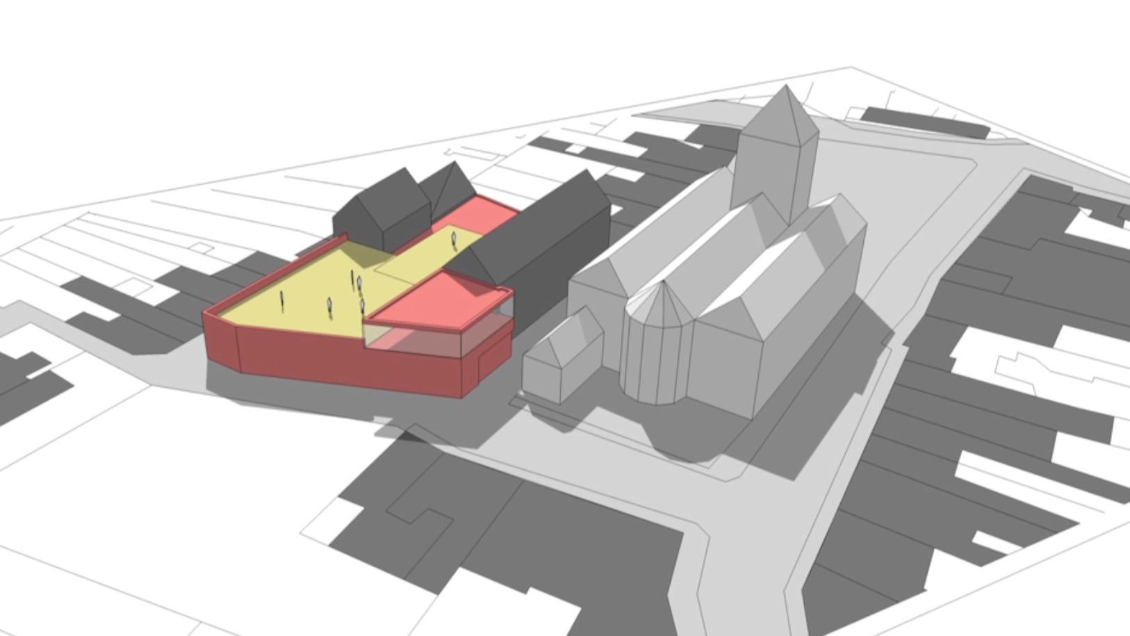 1 million pour la phase 1 de l'extension de la Maison du Pays des Collines