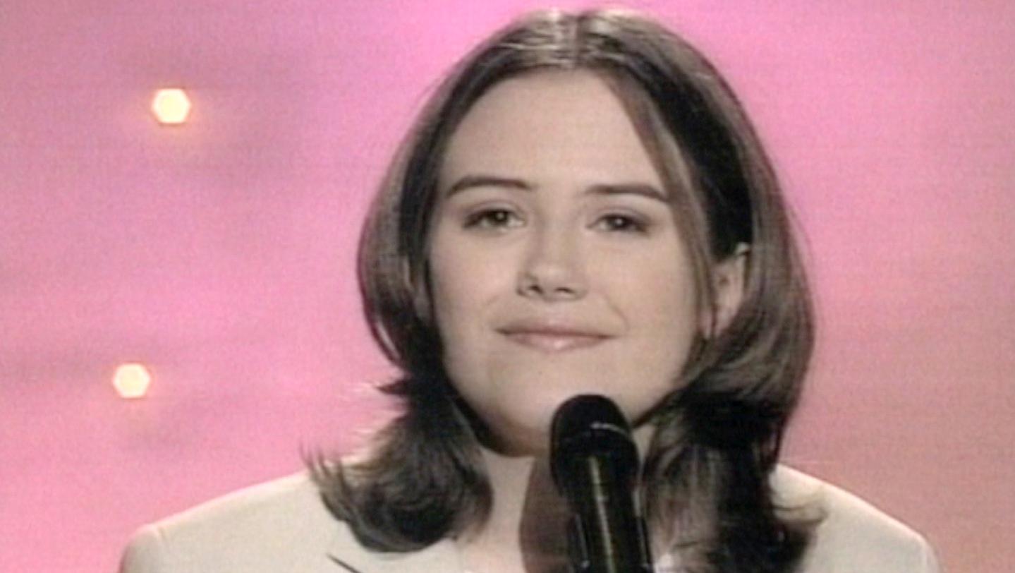 Il y a 20 ans, Mélanie Cohl défendait la Belgique à l'Eurovision