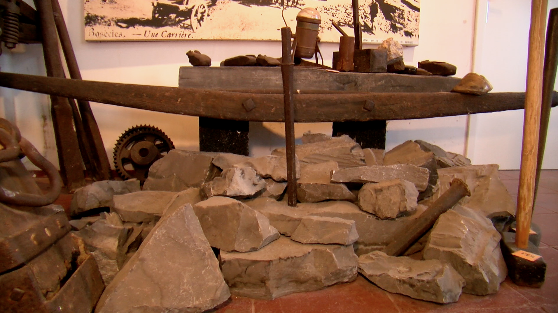 Le musée du marbre lance une opération de crowdfunding