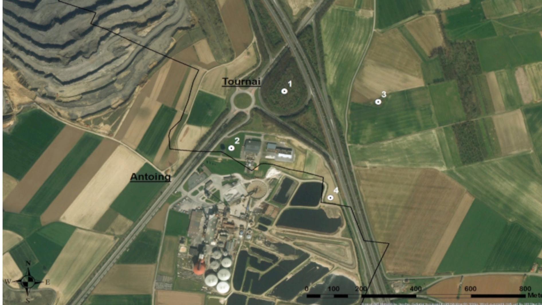 4 éoliennes entre Fontenoy et Gaurain: début de l'enquête publique le 22 juin