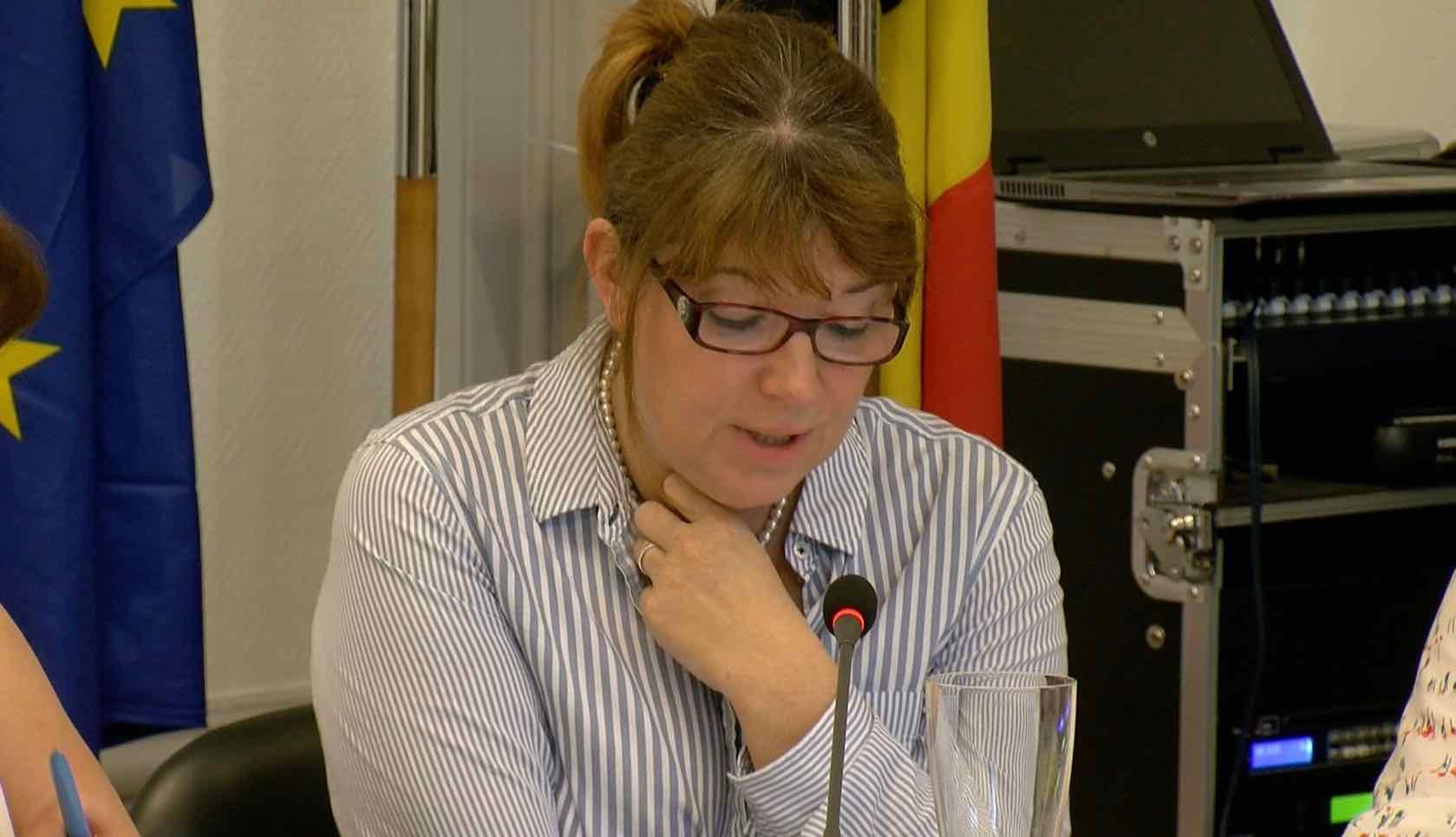Marie-Claude Leroy quitte la liste PS pour les communales 2018