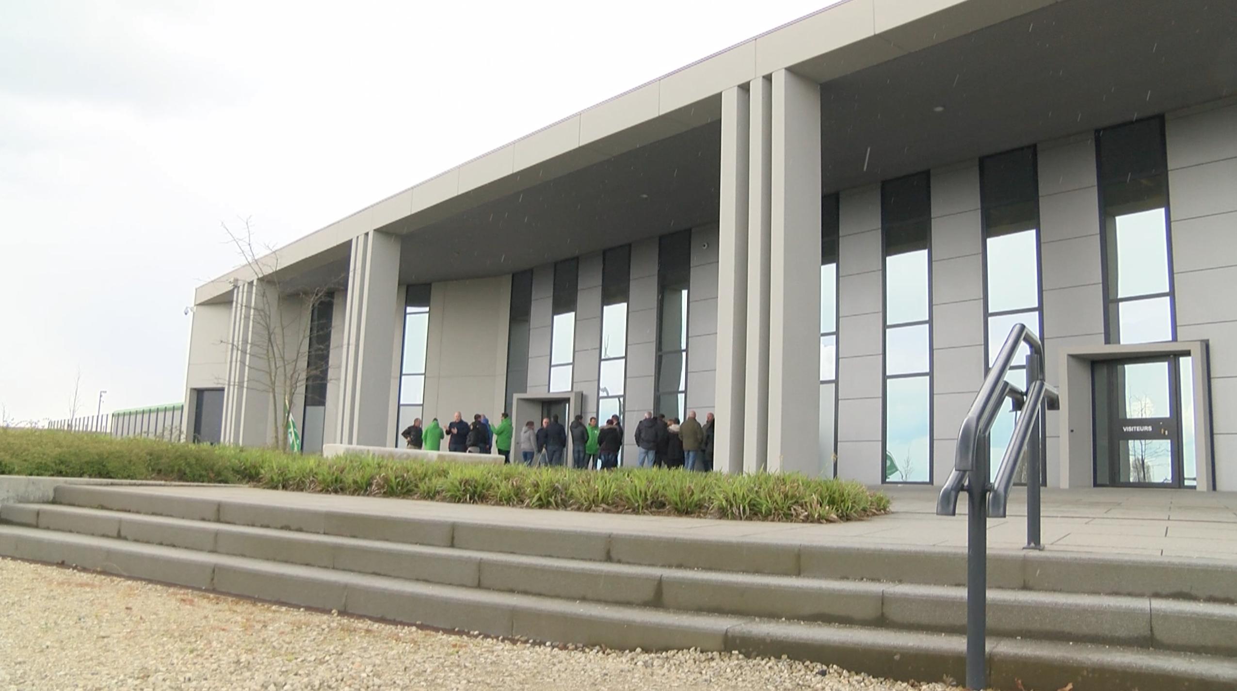 Les prisons de Leuze et Tournai fortement touchées par la grève