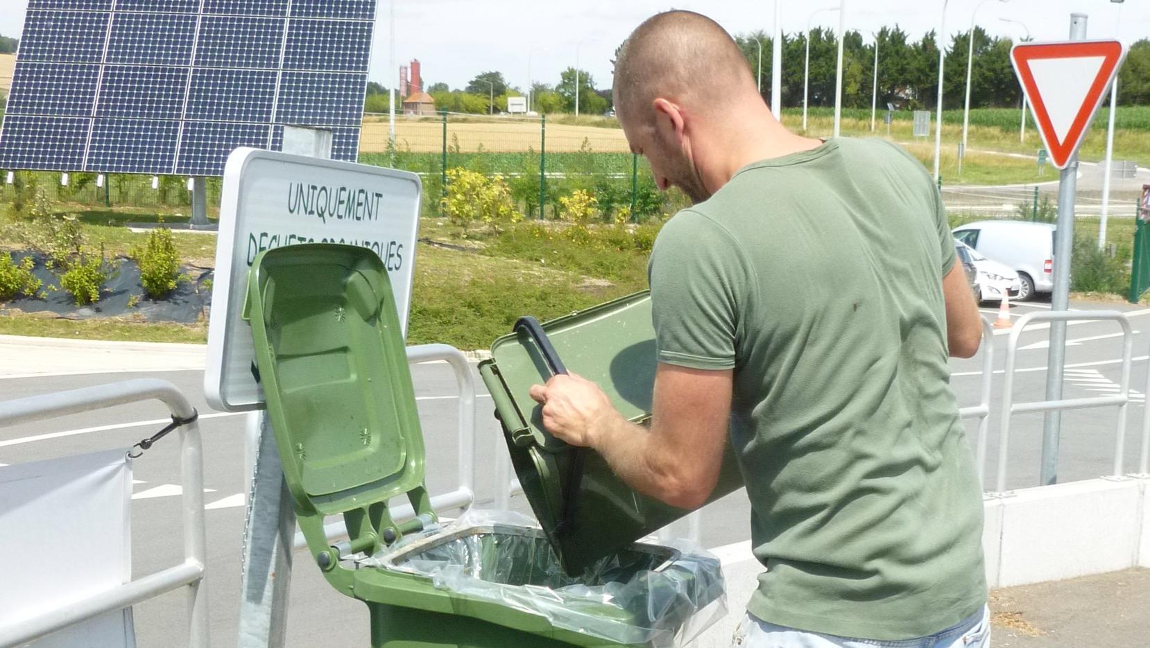 Grève: plusieurs recyparcs inaccessibles ce lundi