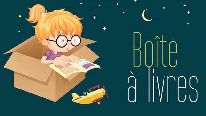 Une boîte à livres inaugurée rue d'Anseroeul