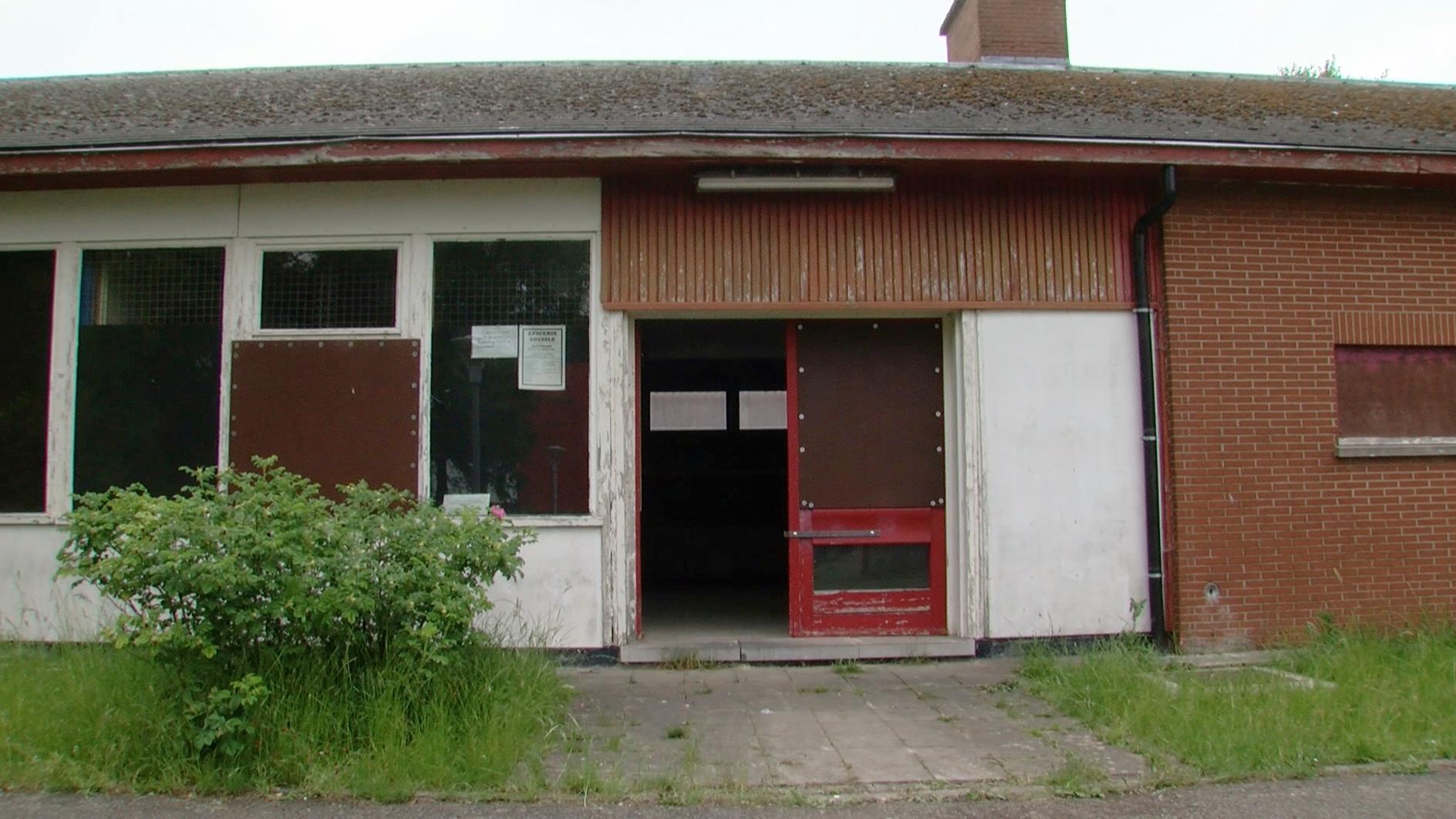 L'ancienne épicerie sociale de Bernissart touchée par des actes de vandalisme