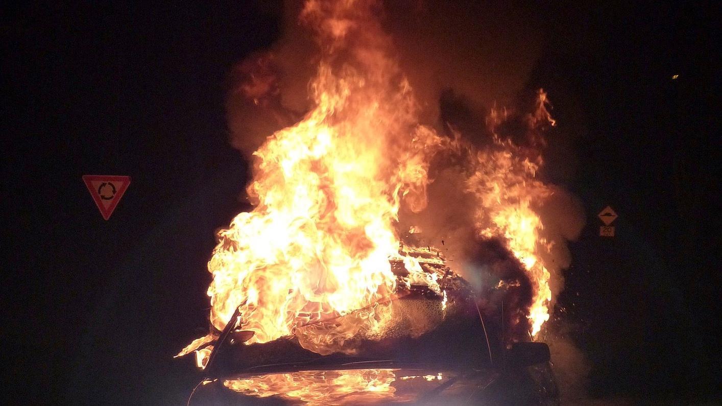 France-Belgique : 7 voitures incendiées à Herseaux