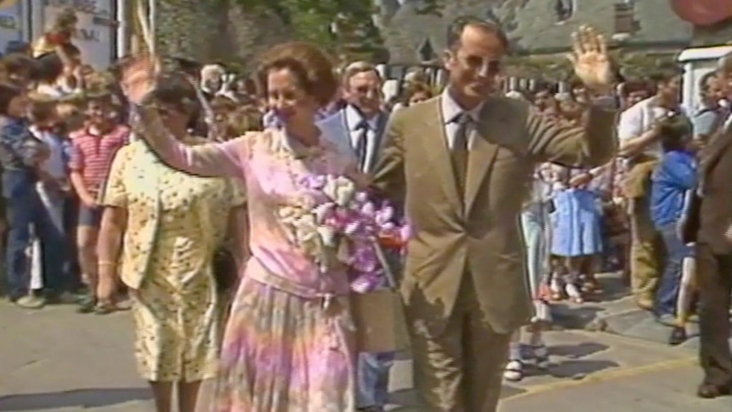 Il y a 25 ans mourait le roi Baudouin: retour sur sa visite à Antoing
