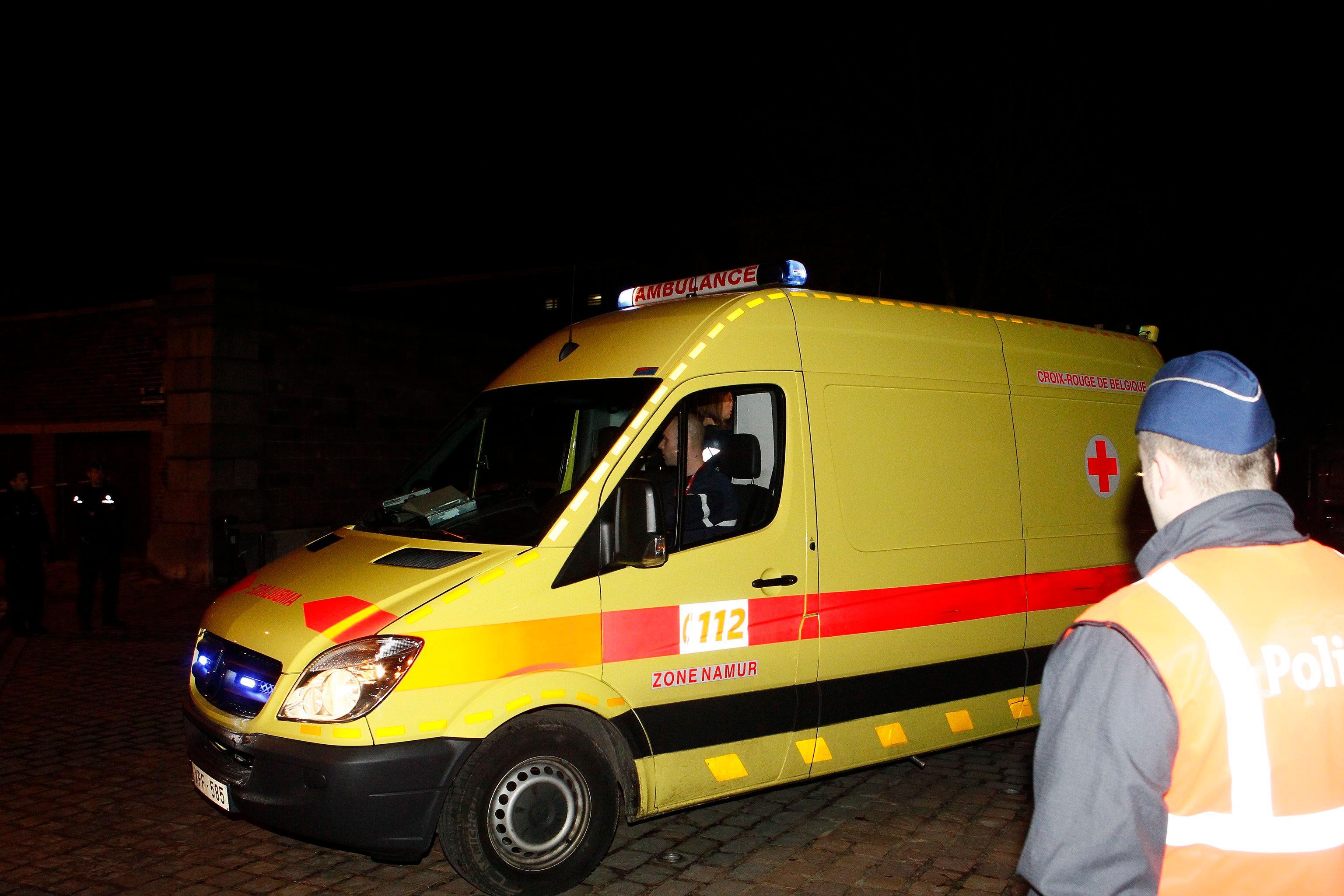 Accident au port de Vaulx: un transporteur grièvement blessé