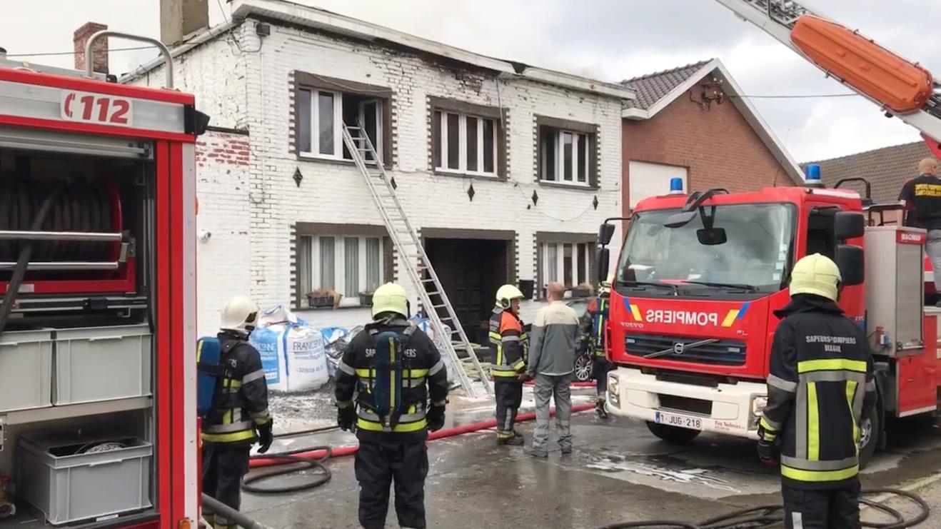 Un enfant de 7 ans perd la vie dans un dramatique incendie à Bernissart