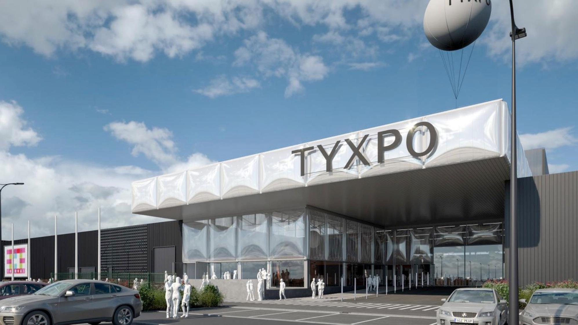 Les travaux du futur Tournai Expo postposés à novembre 2019