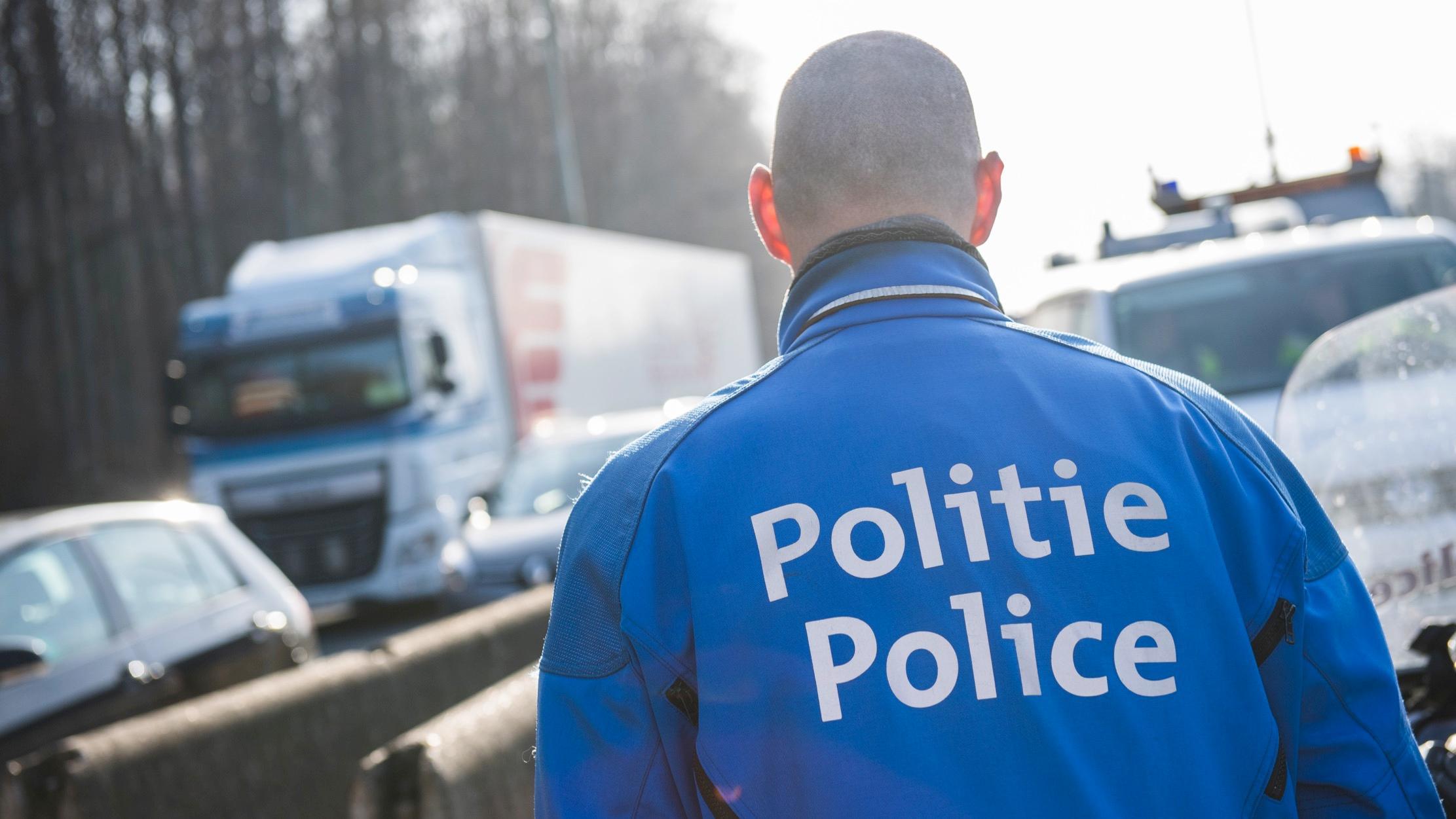71 poids-lourds contrôlés lors d'une vaste opération de police