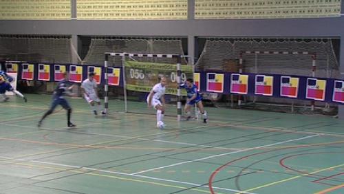 Squadra Mouscron - Futsal Topsport Anvers
