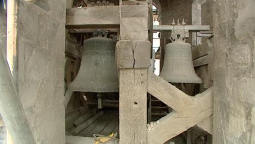 Les cloches de la Cathédrale Notre-Dame de Tournai