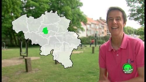Les chemins du RAVeL - La Promenade verte (Bruxelles)