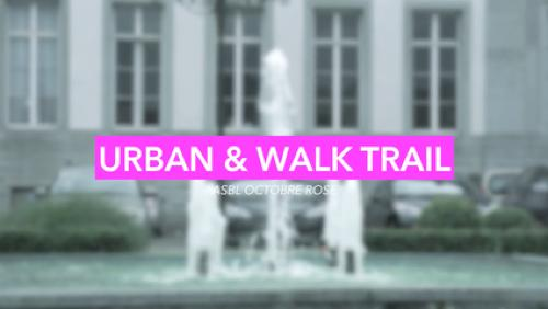 Octobre Rose - Promo urban trail