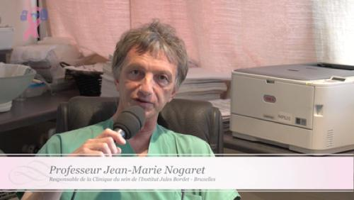 Octobre Rose - Témoignage Pr. J.-Marie Nogaret