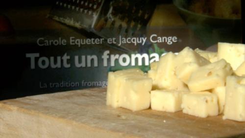 Un livre pour cuisiner et comprendre le fromage