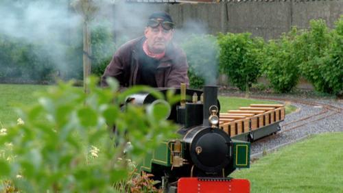 """""""Le train de jardin"""""""