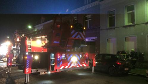 Un feu de cheminée cause un incendie rue de la Paix