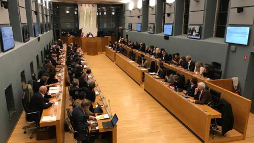 Enghien, Lessines et Silly rejoignent la circonscription de Wallonie picarde