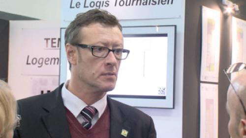 Eddy Sory, l'ancien directeur du Logis Tournaisien est décédé