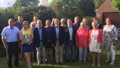 8 nouveaux candidats rajeunissent la liste IC de Rumes