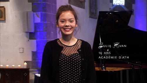 1,2,3 piano - Julia Hvan et Mia-Maria Trélon