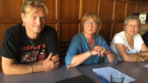 Une liste PTB de 3 candidats à Tournai !