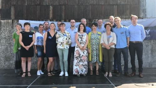 """Aurelien Brabant: """"Je suis candidat bourgmestre"""""""