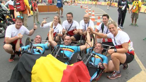 Journal Paralympique - 17/09/16